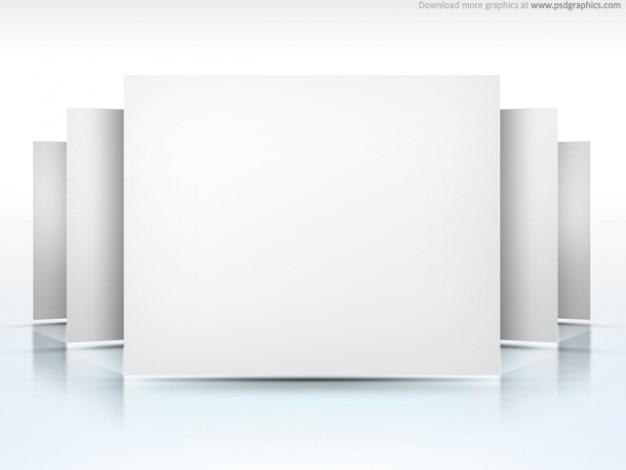 Portfolio diapositive modello (psd)