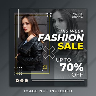 Post modern design mode verkoop