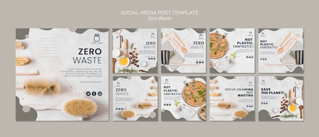 Post zero sui social media