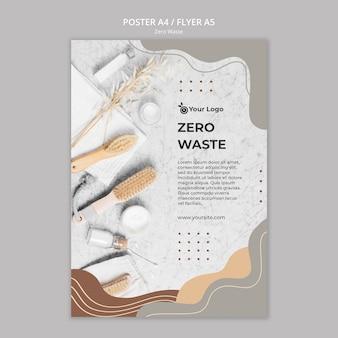 Poster rifiuti zero