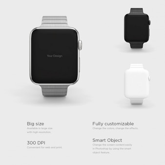Presentazione smartwatch