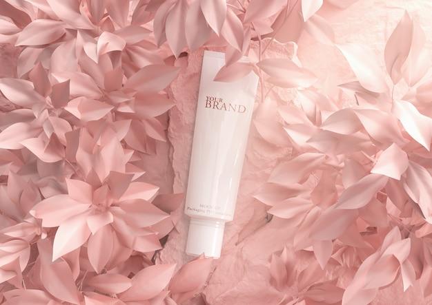Prodotti cosmetici premium idratanti per la cura della pelle