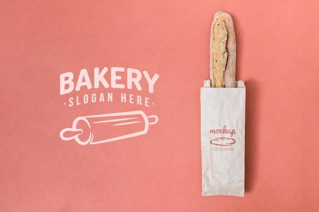 Producto de pan de panadería