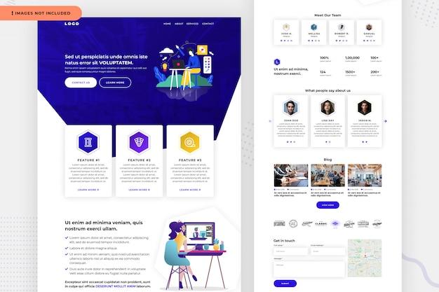 Progettazione di pagine web aziendali