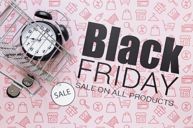 Promociones de ventas de black friday disponibles