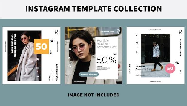 Promozione di moda instagram