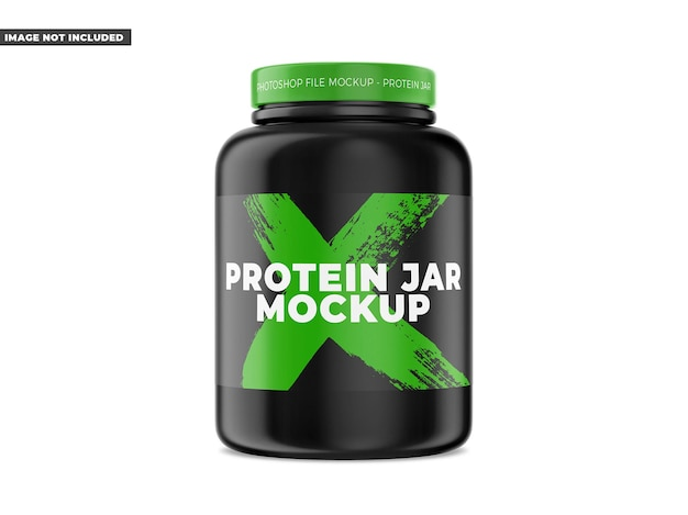 Proteïnepot mockup