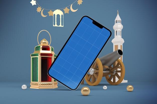 Ramadán teléfono 13 v4