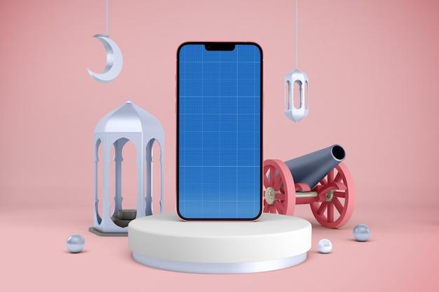 Ramadán teléfono 13