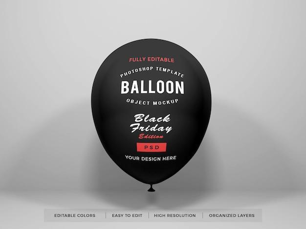 Realistisch ballonmodel