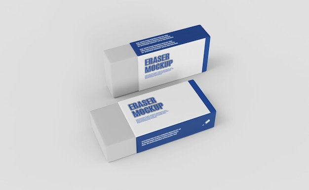 Realistisch model van rubberen gum