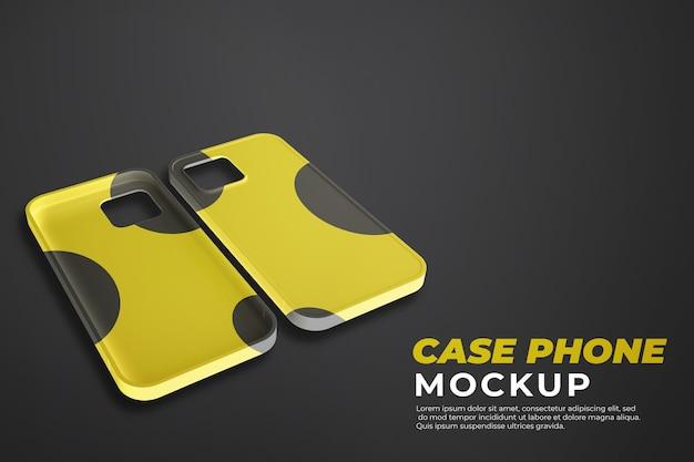 Realistisch model voor telefoonhoesjes