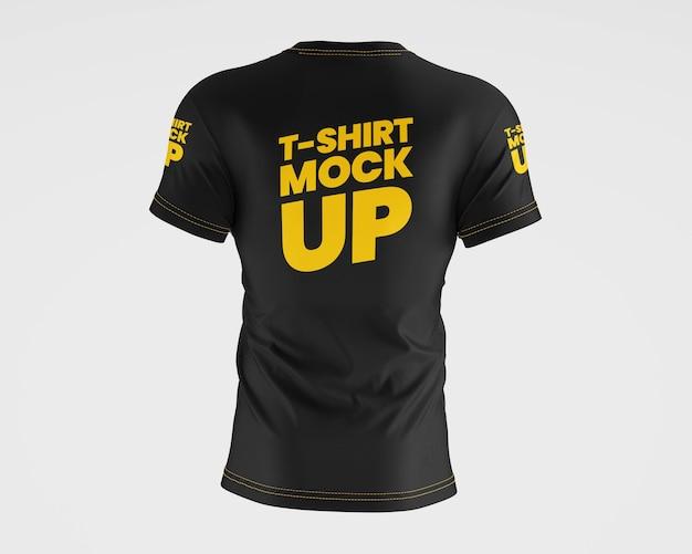 Realistisch t-shirtmodel