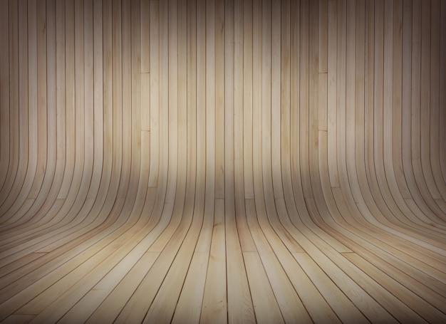 Realistische houten achtergrond Gratis Psd