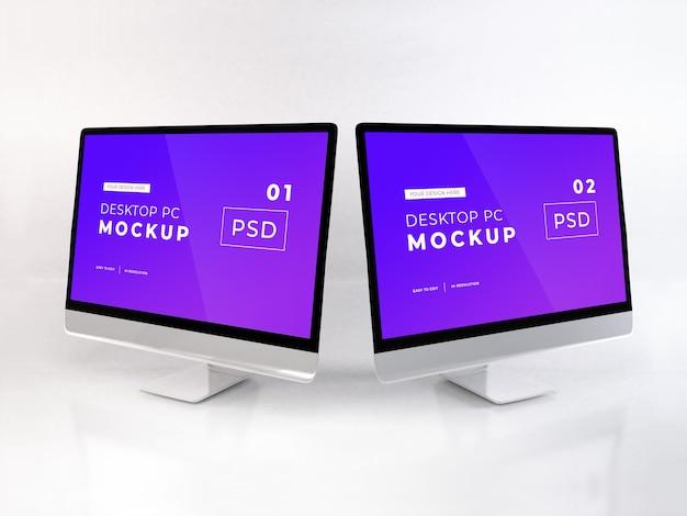 Realistische personal computer