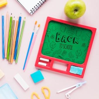 Regeling met benodigdheden voor het begin van school