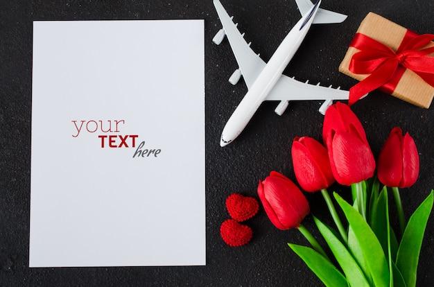 Reisplanning op valentijnsdag