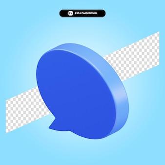 Representación 3d de murciélagos voladores concepto de halloween aislado