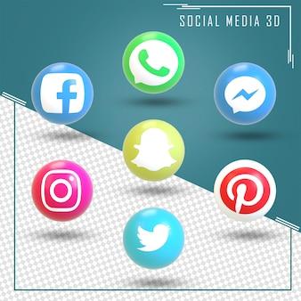 Representación del icono de aplicaciones móviles