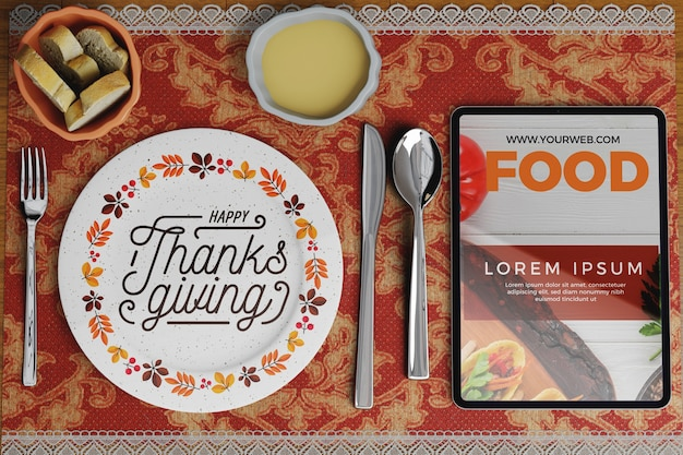 Restaurantarrangementen op thanksgiving day