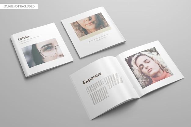 Revista cuadrada