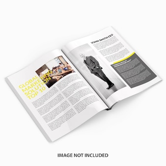 Revista maqueta
