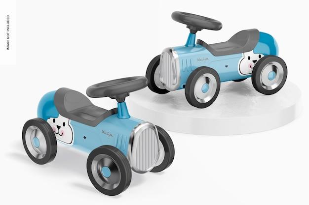 Rideon vintage speelgoedmodel