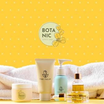 Samenstelling van cosmetische producten