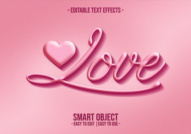 San valentino-text-style-effect