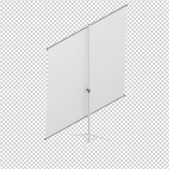 Scheda isometrica
