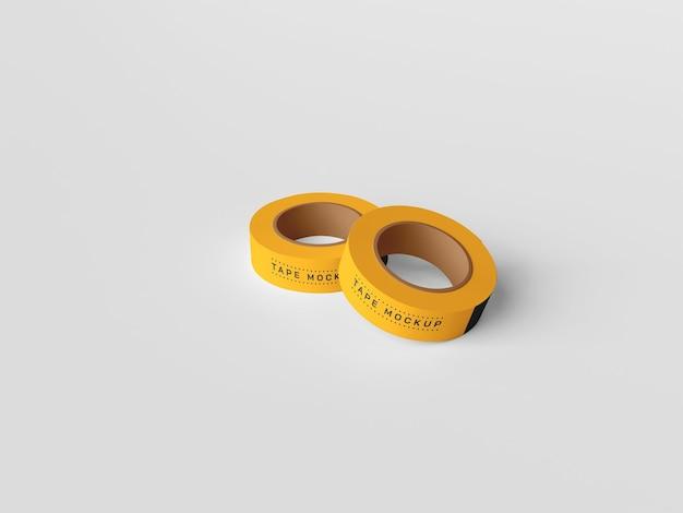 Scotch tape-model