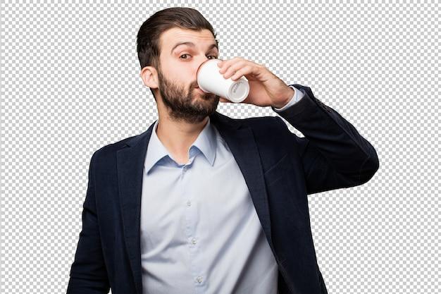 Senior mooie vrouw schreeuwen
