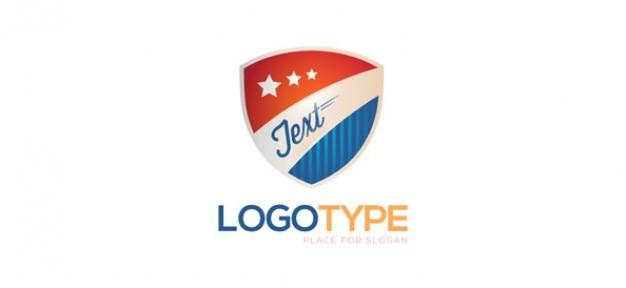 Sicurezza logo modello di progettazione