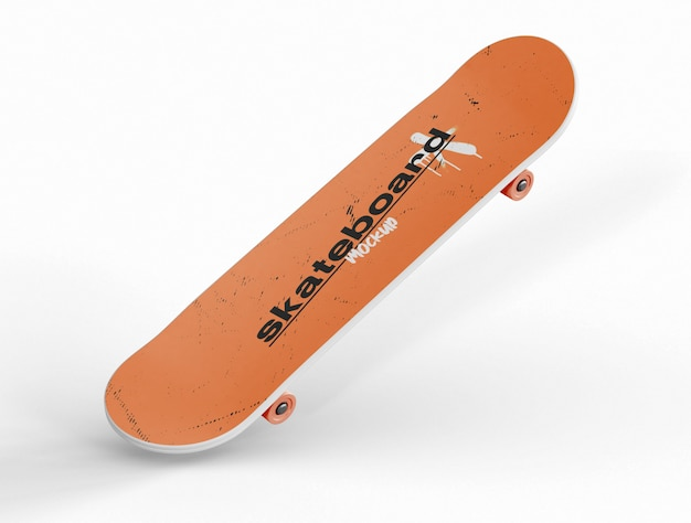 Skate mockup