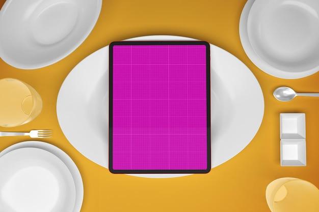 Slim menu