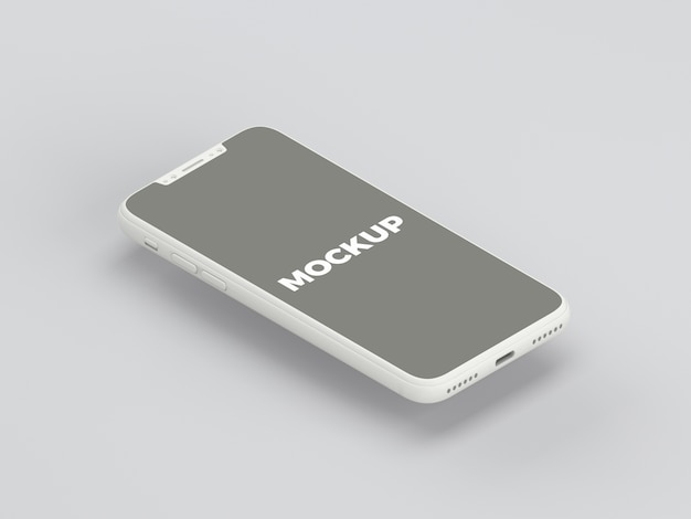 Smarphone mock up