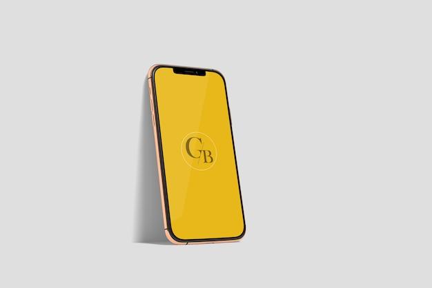 Smart phone mockup