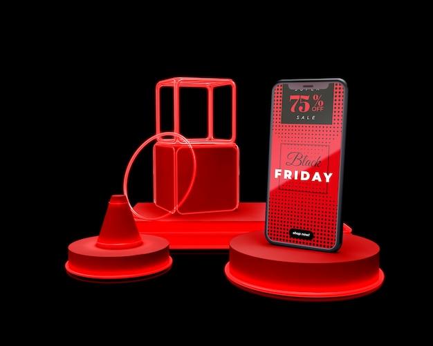 Smartphone-kortingen op zwarte vrijdag