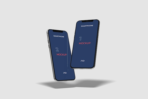 Smartphone-mockup