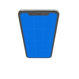 Smartphone-scherm mockup