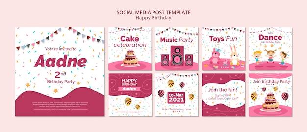 Social media bericht