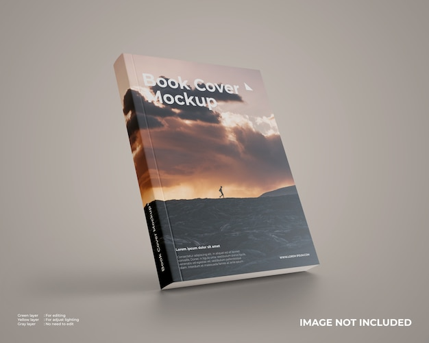 Softcover boekmodel