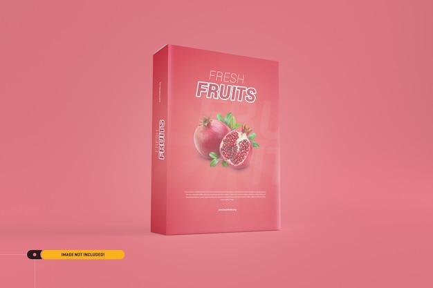 Software / product box mockup