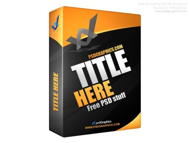 Software scatola nera in formato psd
