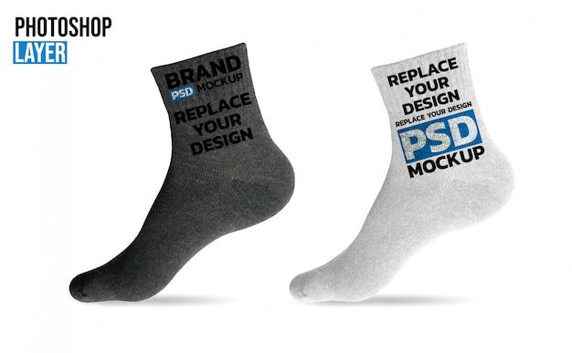 Sokken mockup