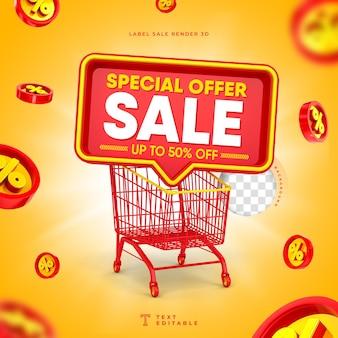 Speciale aanbieding verkoop 3d megafoon box flash-verkoop tot 50 korting