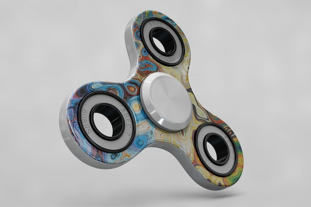Spinner si esibisce