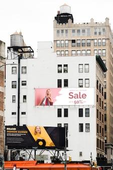 Stad billboard concept mock-up