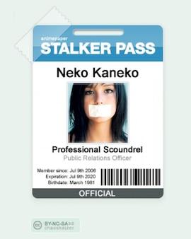 Stalker passaggio ii