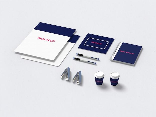 Stationair / merkmodel